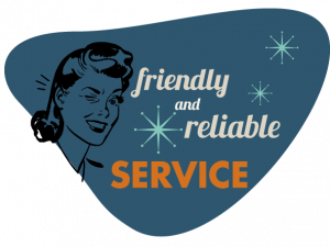 friendly and reliable service