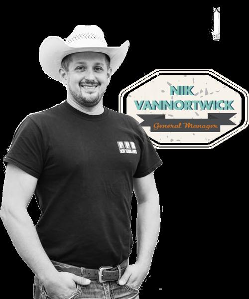 Nik VanNortwick General Manager